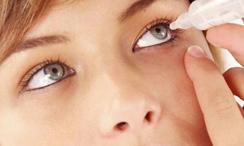 Como aliviar ojos cansados