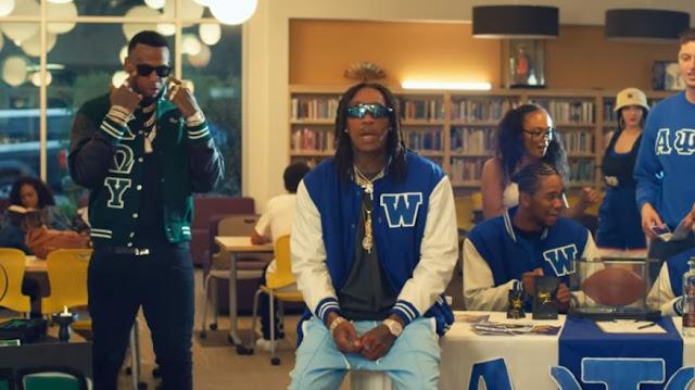 Wiz Khalifa - Never Lie feat. Moneybagg Yo
