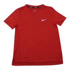 Camiseta Nike Miler SS Feminina - Vermelho