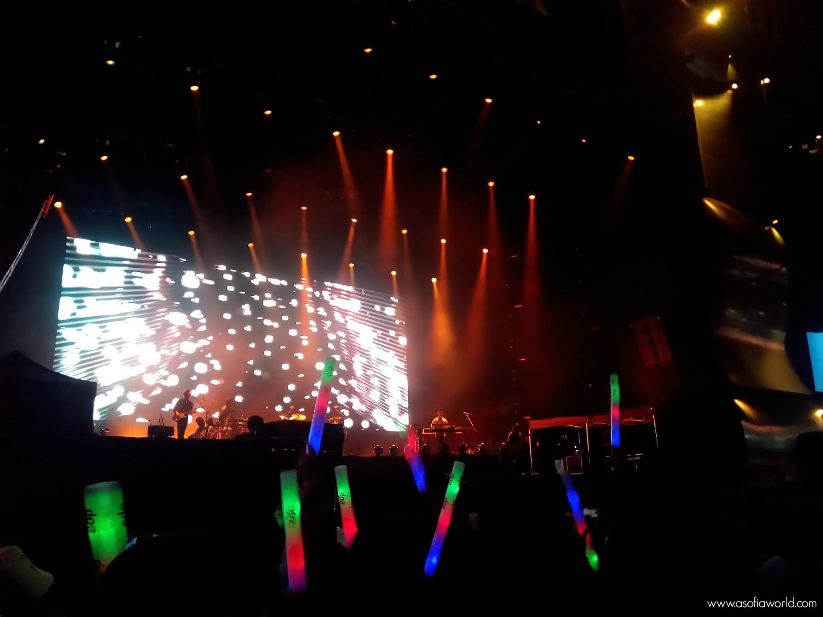 Rock in Rio Lisboa 2016: Maroon 5