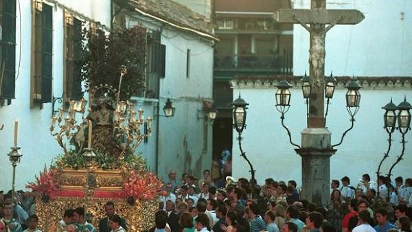 La Divina Pastora de Capuchinos de Córdoba será trasladada este Domingo 26 para la Exposición «Iconografía Mariana»