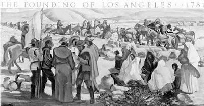 Founding of Los Angeles