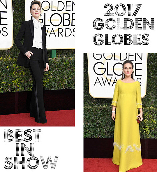 Fashion Favorites | 2017 Golden Globes