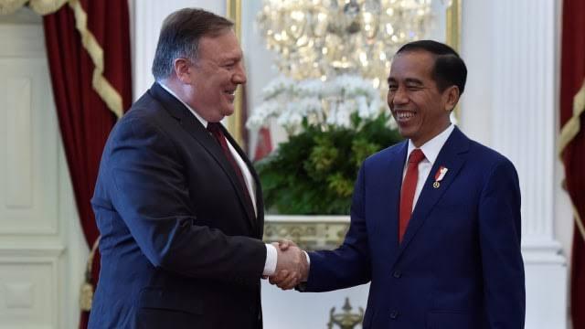 Menlu AS Minta Negara ASEAN Putuskan Hubungan dengan Perusahaan China