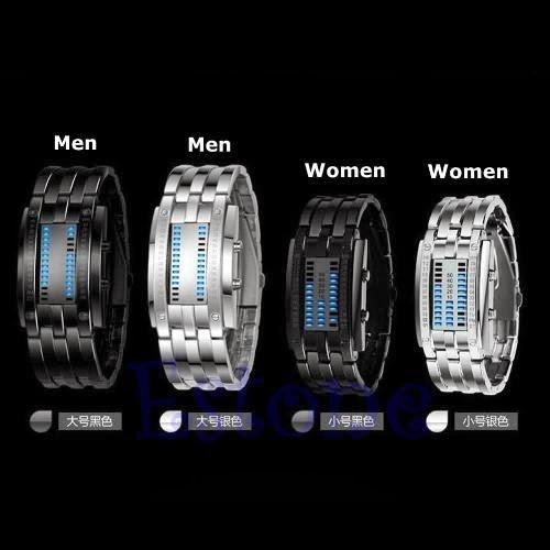 storm mk2 circuit jam tangan led griffin berbagai ukuran