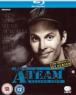 The A-Team – Temporada 4 [5xBD25] *Con Audio Latino