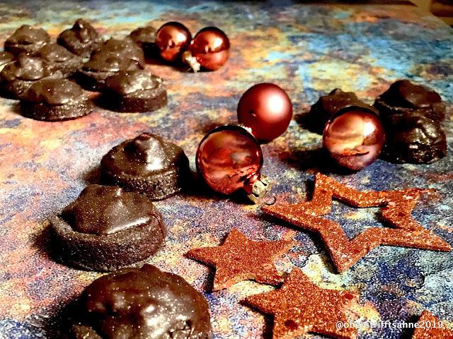 Weihnachtsplätzchen wenig süß
