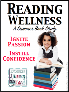 Reading Wellness by Jan Burkins and Kim Yaris will help us all find ways to make our students become lifelong learners.