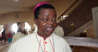 Politics: Catholic Bishop advises Nigerians against voting politicians above 60-years