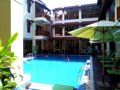 Piscina Green Heaven Resort Hoi An Vietnam