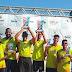 Dupla da Escolinha do distrito de Santo Amaro vence Copa Farol de Vôlei
