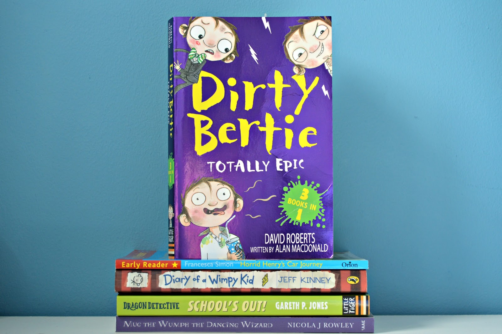 dirty bertie totally epic
