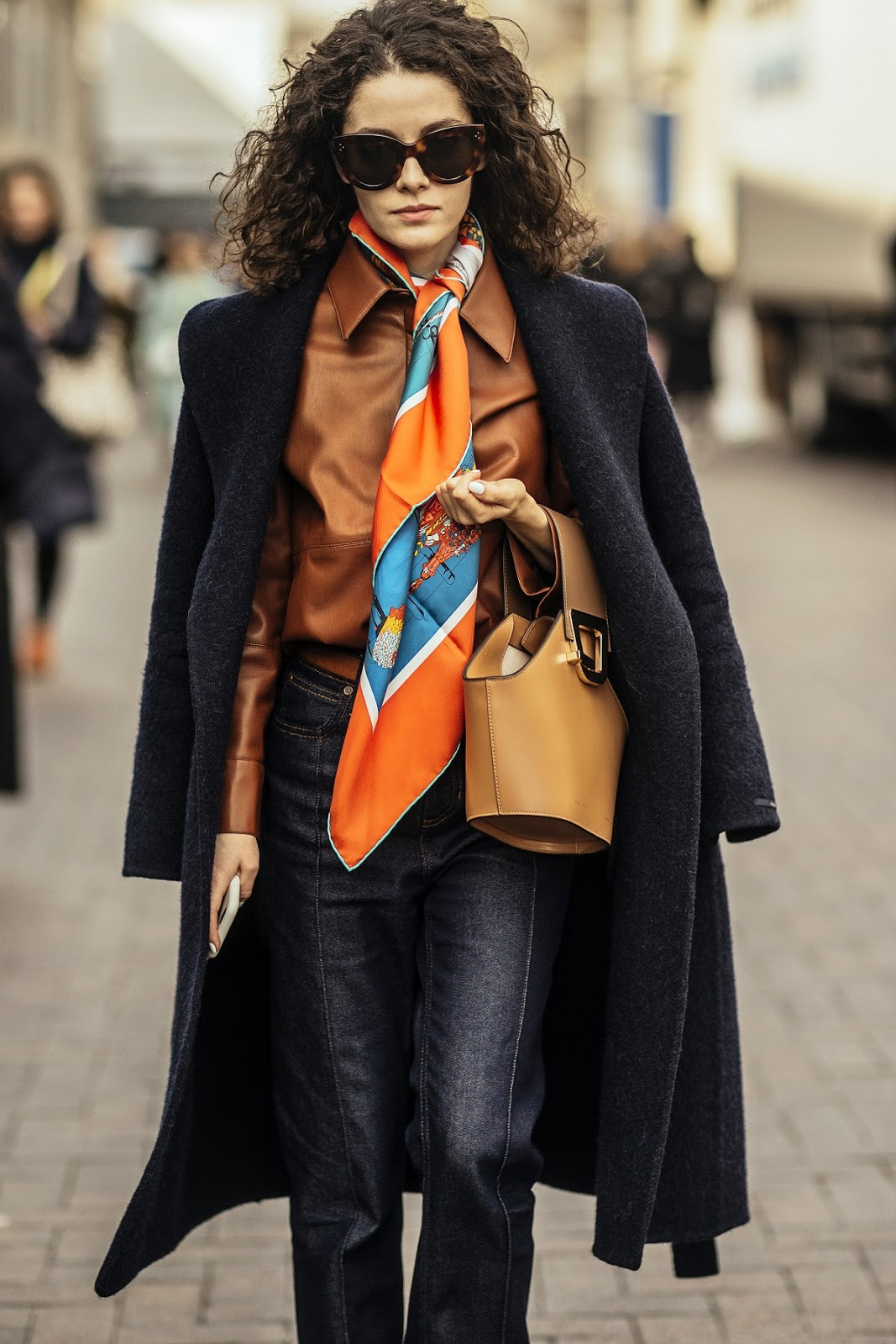 Street Style: Fashion Week a Londra Autunno-Inverno 2018 ...