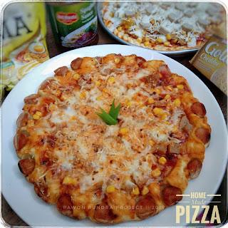 Resep Masakan Indonesia, Cara Membuat Pizza