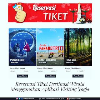 Lima Destinasi Wisata di Bantul yang Bisa E-tiket