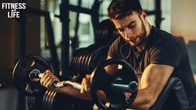 متي تظهر العضلات للمبتدئين
