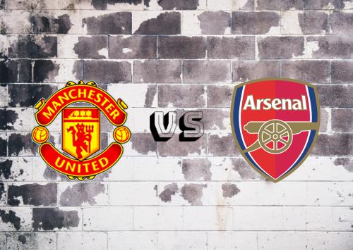 Manchester United vs Arsenal  Resumen y Partido Completo