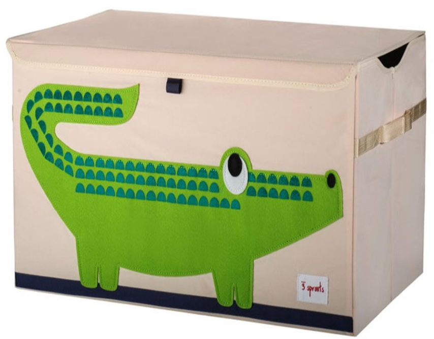 crocodile storage box