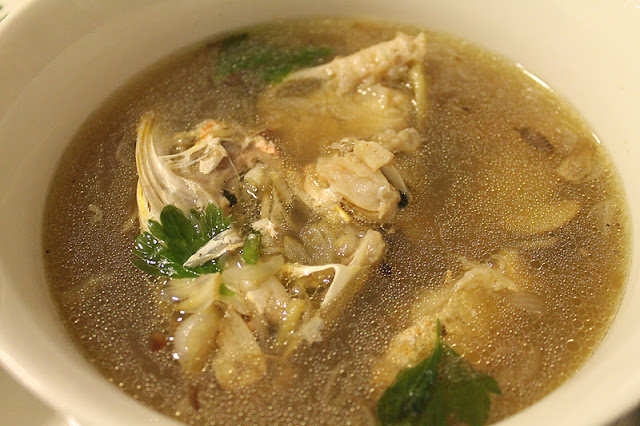 Sup Kepala Ikan