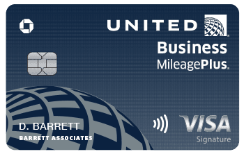 Review Chase United Business Credit Card [Earn Up to 6,6 Bonus