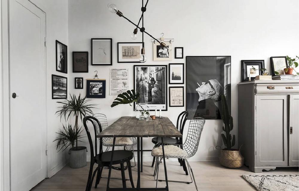 Consigli e idee per appendere i quadri alle pareti di casa