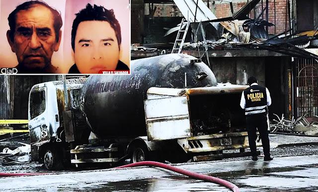 Dueño de Transgas es hijo del chofer de cisterna que provocó incendio y muerte en Villa El Salvador