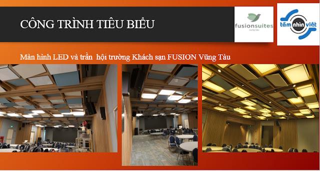 Khách Sạn Fusion Vũng Tàu