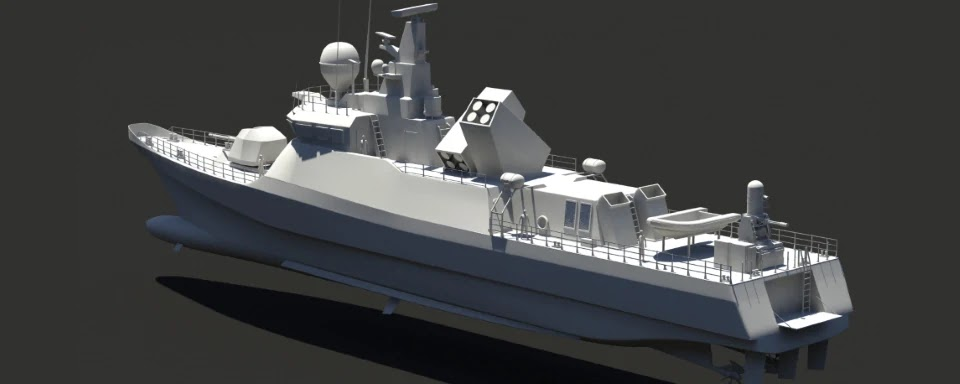 Британські ракетні катери – ексклюзивний проєкт для України