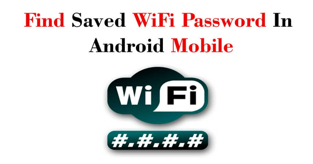 how to know connected wifi password in mobile    how to ...