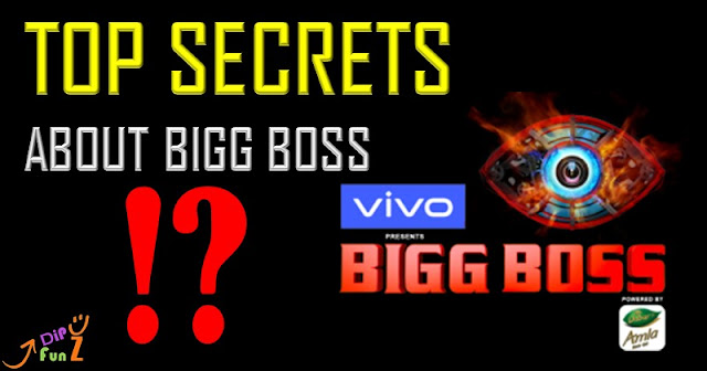Top Secrets about Bigg Boss