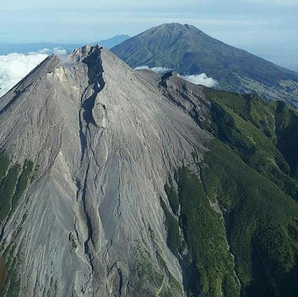 Paket Pendakian Gunung Merapi 2H1M !! Jalur New Selo, Sapuangin