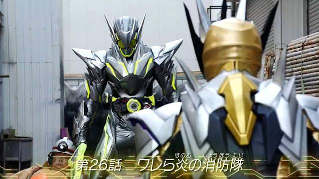 Spoiler Kamen Rider Zero-One Episode 26, Pertandingan Petugas Pemadam Kebakaran