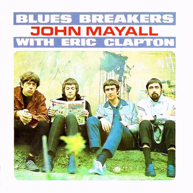 John Mayall & The Bluesbreakers - Blues Breakers with Eric Clapton (1966, Blues Rock, Blues)