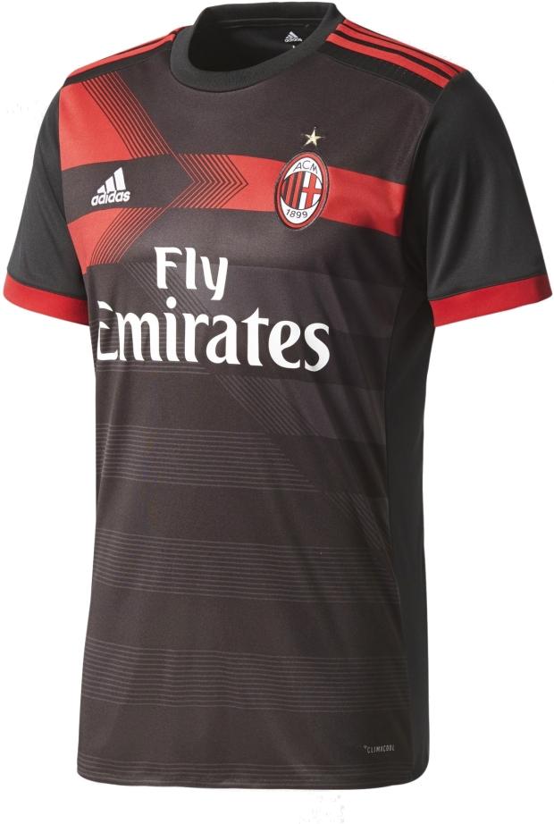 ea8062737d Adidas lança a nova terceira camisa do Milan - Show de Camisas