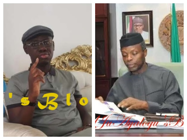 Timi Frank Replies FIRS: I Stand By My Statement On N90bn Released To Osinbajo