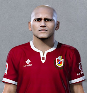 PES 2020 Faces Humberto Suazo by Nahue