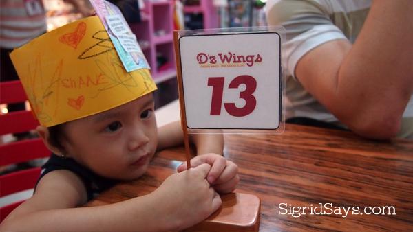 D'z Wings