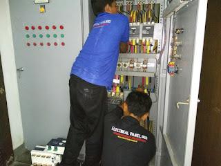 terima service panel atsamf