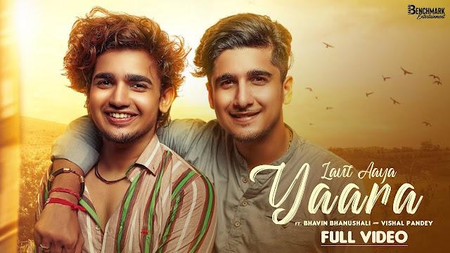 YAARA SONG LYRICS - SURAJ CHAUHAN - BHAVIN & VISHAL