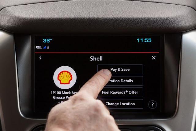 Chevrolet, gadgets, Tech