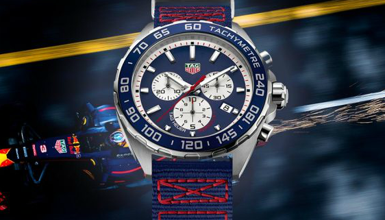 Orologio Ufficiale TAG Heuer Formula 1 Red Bull Racing Team
