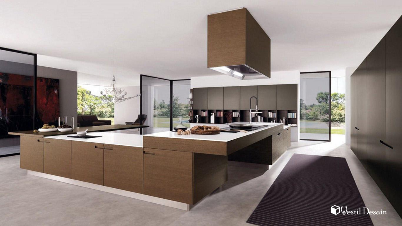 Rumah tanpa adanya ruangan untuk dapur sebagai tempat memasak dan mengolah berbagai kegiatan yang berhubungan dengan makanan pastinya akan sangat tidak