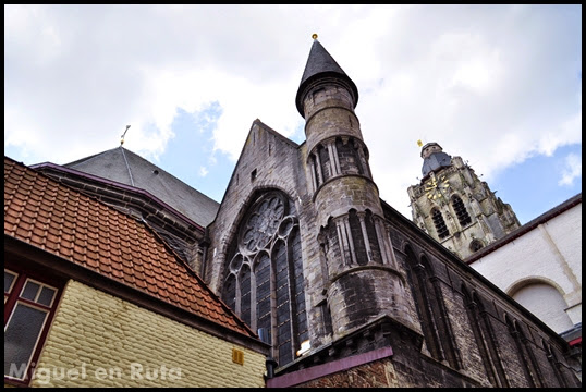 Saint-Walburga-Church-Oudenaarde