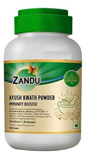 Zandu-ayush-kwath-powder