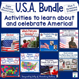 Learning about the USA Bundle!