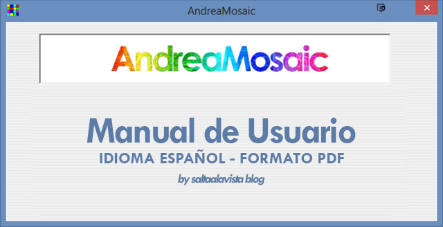 AndreaMosaic_Manual_Usuario_Español_by_Saltaalavista_Blog