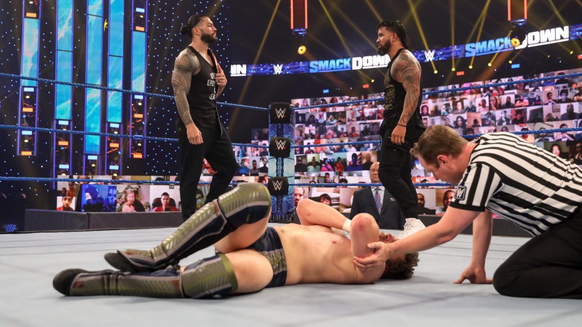 Daniel Bryan sofre lesão em seu rim após ataque brutal de Jey Uso