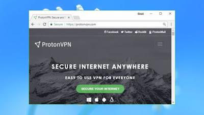 VPN Gratis Terbaik 5