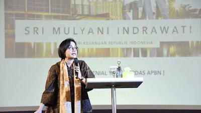 Sri Mulyani: Utang Pemerintah RI di Bawah India hingga Italia - Info Presiden Jokowi Dan Pemerintah