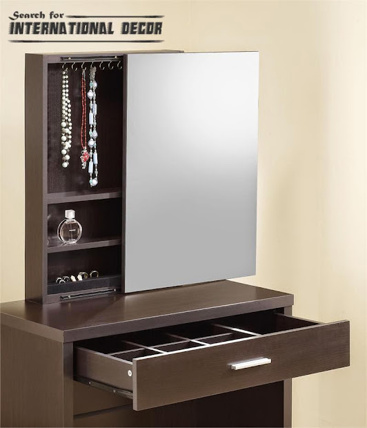 Modern Dressing Table Mirrors And Design